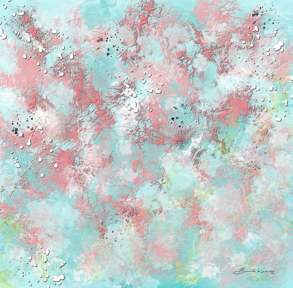 Painting - Watermelon Summer Slush by Sannel Larson