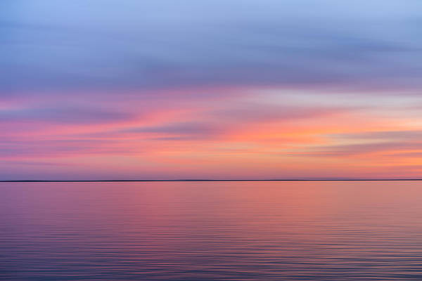 Choctawhatchee Bay Photograph - Water's Calm by Janet Fikar