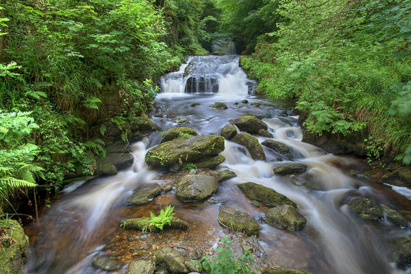 Exmoor Photograph - Watersmeet - England by Joana Kruse