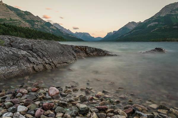 Photograph - Waterton Views by Kristopher Schoenleber