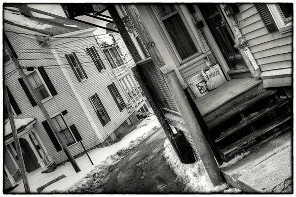 Photograph - Waterville Alley by Patrick Groleau