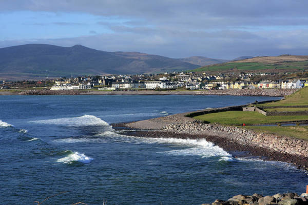 Photograph - Waterville On The Ring Of Kerry by Aidan Moran