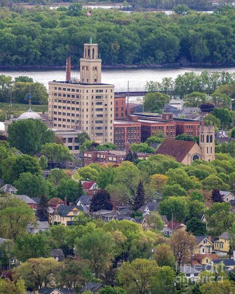 Photograph - Watkins In Downtown Winona Minnesota by Kari Yearous