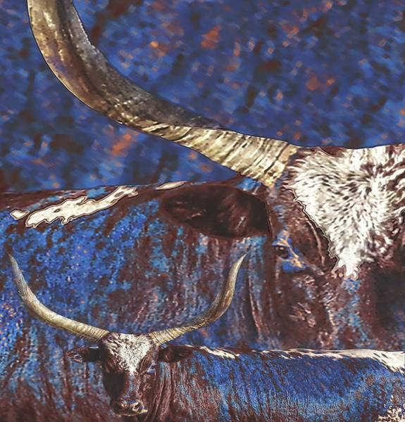 Watusi Blues Art Print