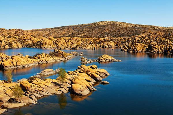 Photograph - Watson Lake - Prescott Arizona Usa by Susan Schmitz