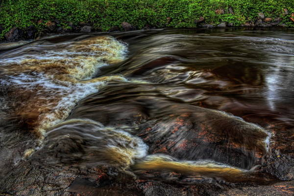 Photograph - Wausau Whitewater Welling Up by Dale Kauzlaric