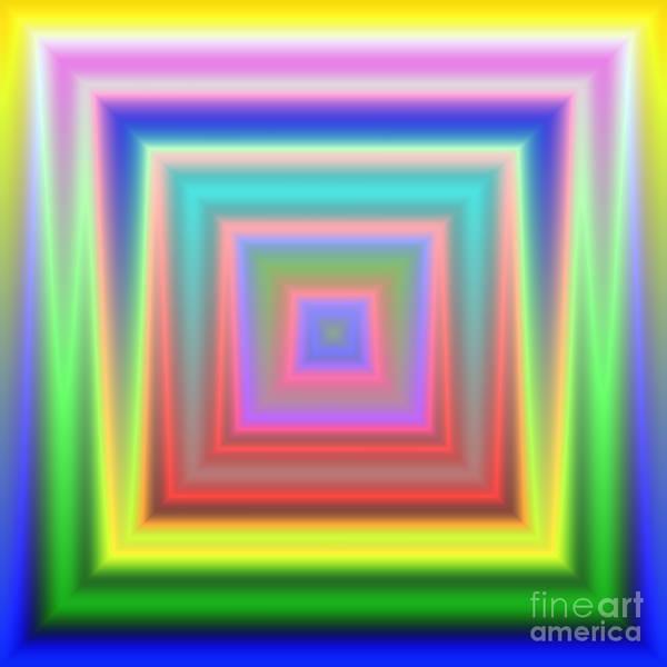Digital Art - Wave 008 by Rolf Bertram