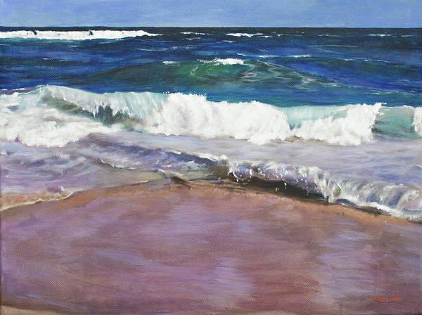 Wave 78 Art Print