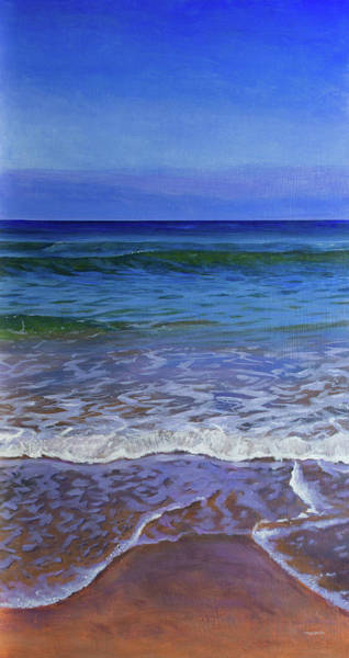 Painting - Wave 79 by Christopher Reid