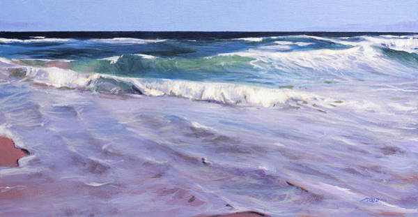 Painting - Wave 80 by Christopher Reid