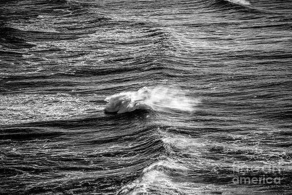 Photograph - Wave by Jon Burch Photography