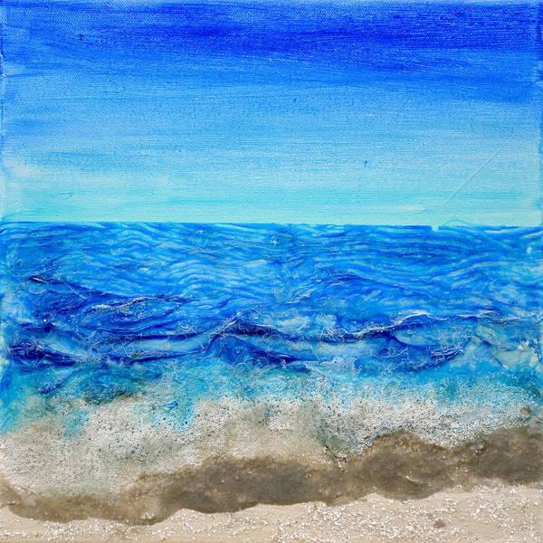 Painting - Wave Patterns by Regina Valluzzi