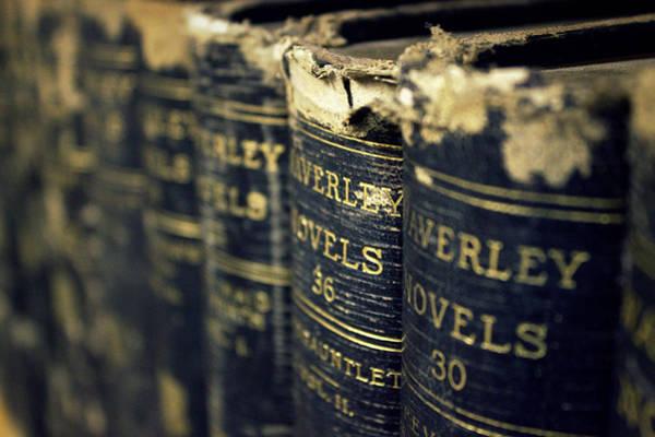 Wall Art - Photograph - Waverley Novels by Joseph Skompski