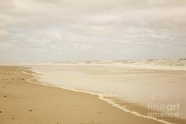 Wall Art - Photograph - Waves Along The Shoreline by Juli Scalzi