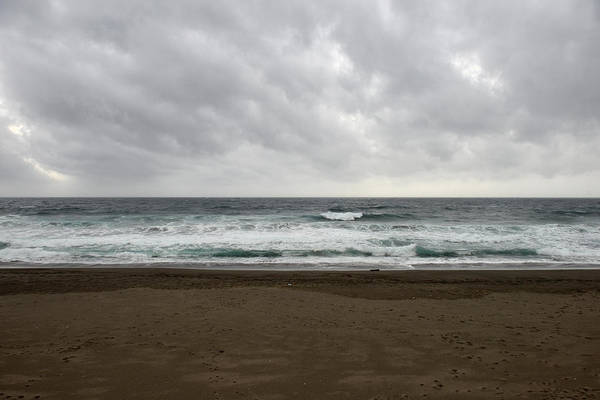 Photograph - Waves Azores-044 by Joseph Amaral