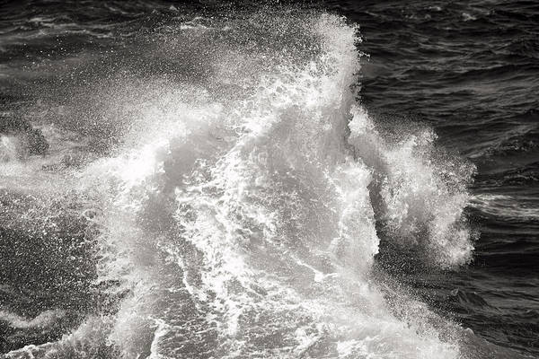 Photograph - Waves Curacao by For Ninety One Days