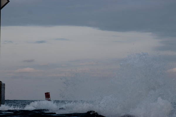 Photograph - Waves High by Robert Banach