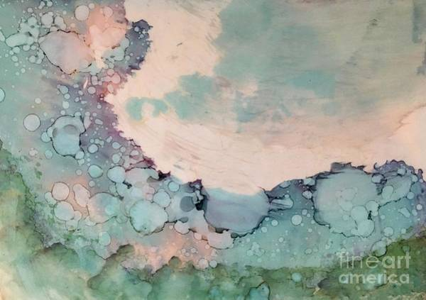 Painting - Waves by Holly Suzanne