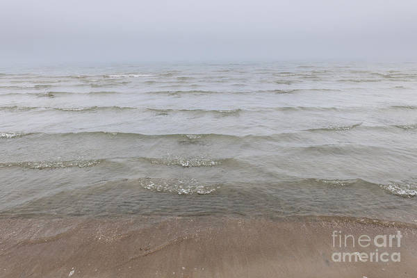 Photograph - Waves In Fog by Elena Elisseeva