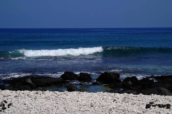 Photograph - Waves In Paradise by Pamela Walton