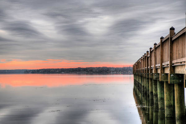 Photograph - Waves In The Sky by JC Findley
