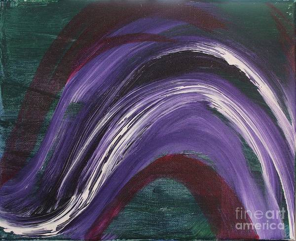 Painting - Waves Of Grace by Sarahleah Hankes