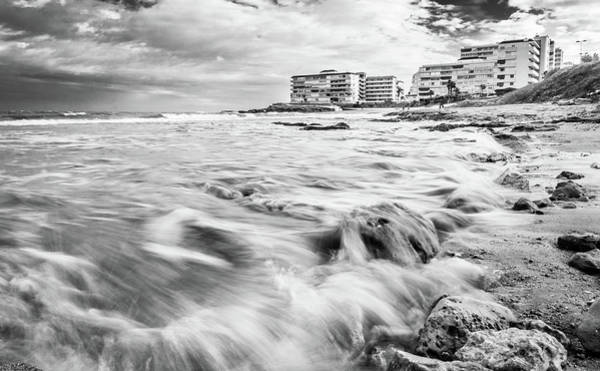 Photograph - Waves On The Beach by Gary Gillette