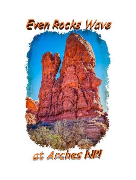 Photograph - Waving Rock by John M Bailey