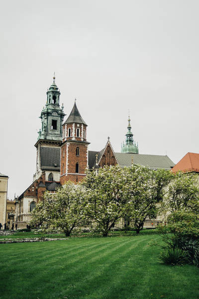 Wall Art - Photograph - Wawel Castle In Springtime by Pati Photography
