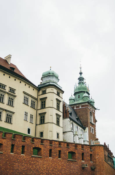 Wall Art - Photograph - Wawel Castle Tower by Pati Photography