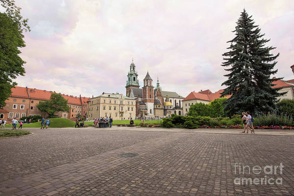 Wall Art - Photograph - Wawel Royal Castle by Juli Scalzi