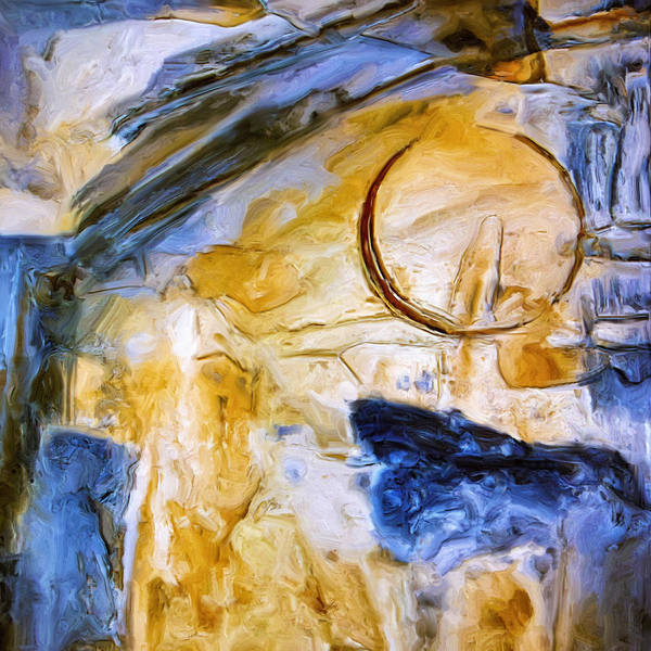 Wax Painting - Wax On Wax Off by Dominic Piperata