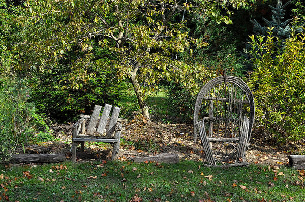 Photograph - Wayside Rest by Tim Nyberg