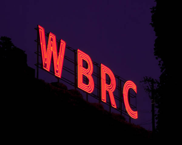 Photograph - Wbrc by Just Birmingham
