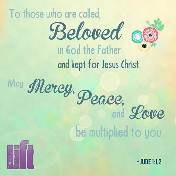 Design Wall Art - Photograph - We Are God's #beloved. He Wants Us To by LIFT Women's Ministry designs --by Julie Hurttgam