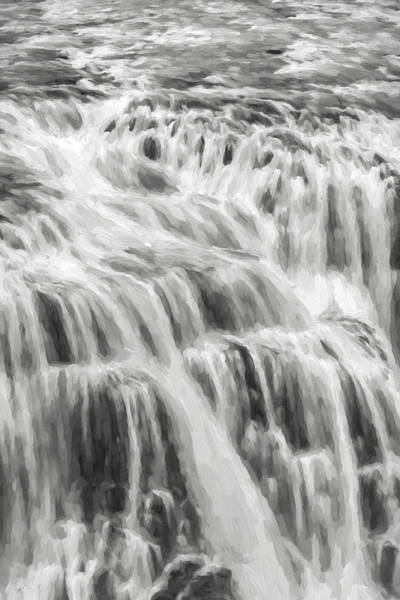 Digital Art - We Fall II by Jon Glaser