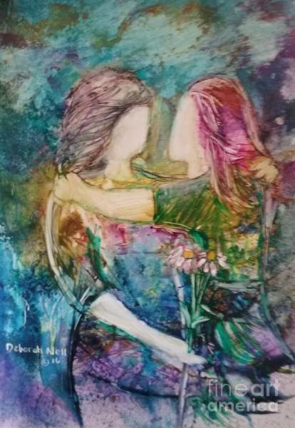 Painting - We Need Each Other by Deborah Nell