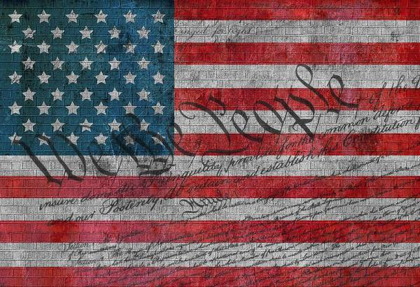 Photograph - We The People by Dan Sproul