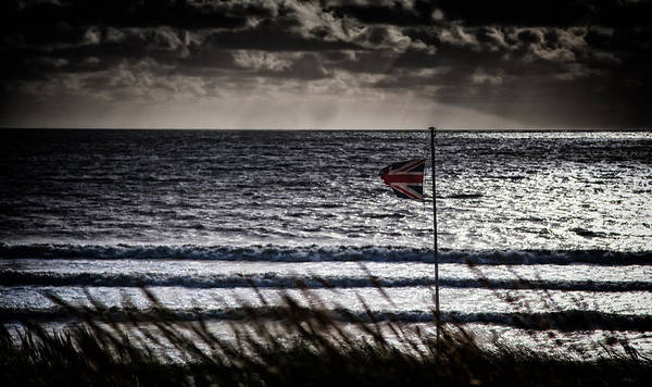 Wall Art - Photograph - We Will Fight Them On The Beaches by Nigel Jones