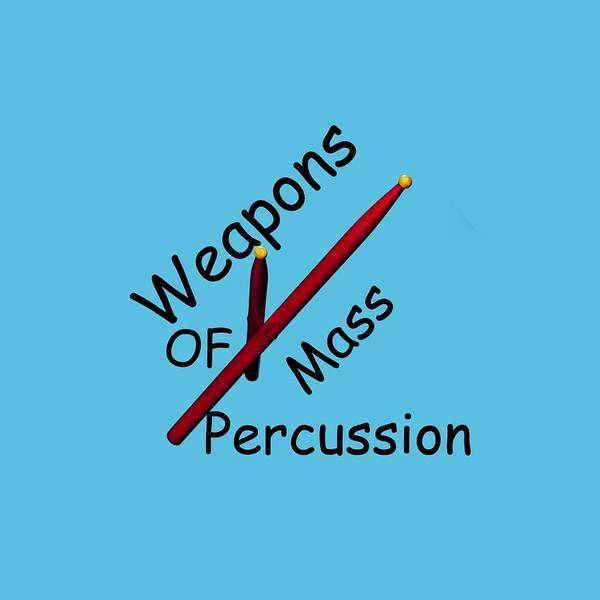 Photograph - Weapons Of Mass Percussion by M K Miller