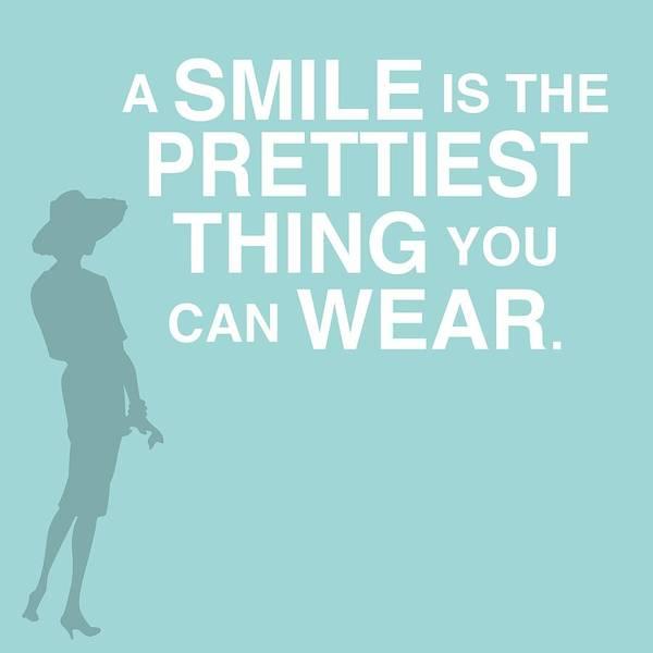 Digital Art - Wear A Smile by Nancy Ingersoll