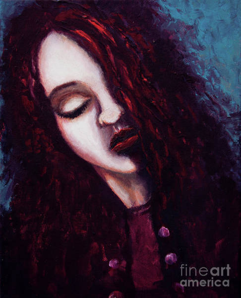 Painting - Weary by Tim Musick