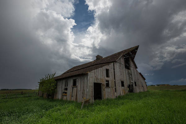 Middle Of Nowhere Photograph - Weathered 2 by Aaron J Groen