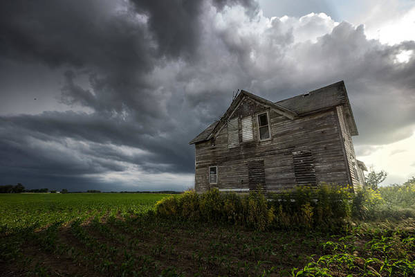 Photograph - Weathered 6  by Aaron J Groen