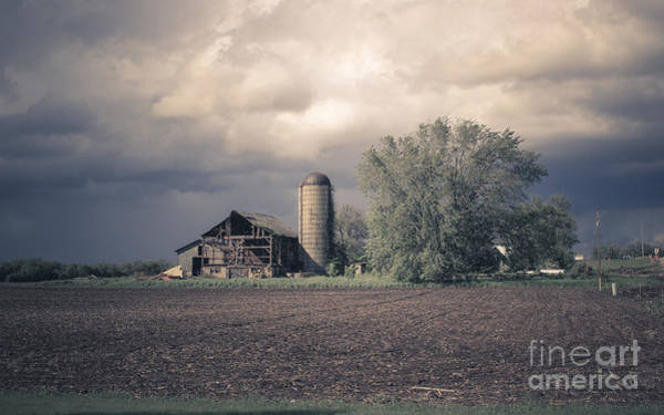 Photograph - Weathered And Worn by Viviana  Nadowski