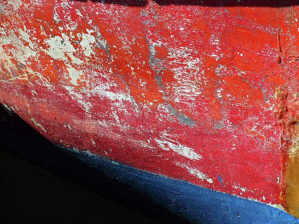 Photograph - Weathered Bow by Juergen Roth