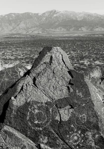 Petroglyph Photograph - Weathered Peaks by Joseph Smith