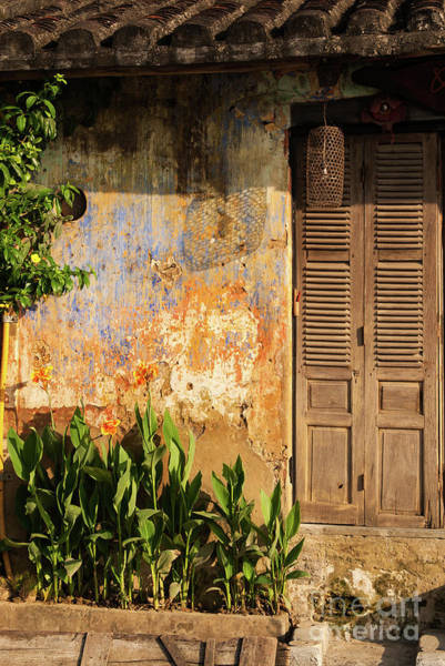Photograph - Weathered Wall 06 by Rick Piper Photography