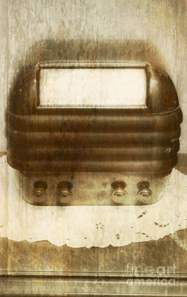 Photograph - Weathered Wireless by Jorgo Photography - Wall Art Gallery