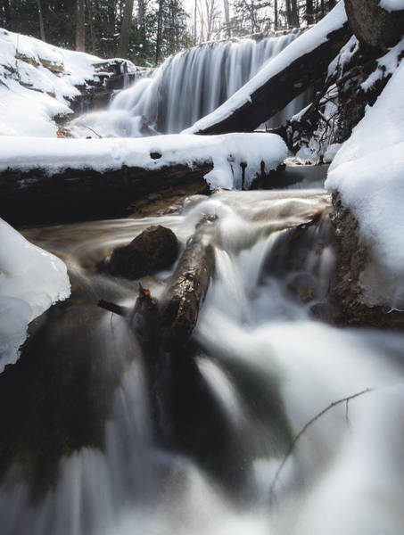 Wall Art - Photograph - Weavers Creek In Winter by Cale Best